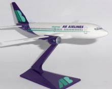 Boeing 737-300 AB Airlines Vintage Snap Fit Collectors Model Scale 1:200 E